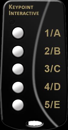 Keypoint Interactive 5-Button Keypad