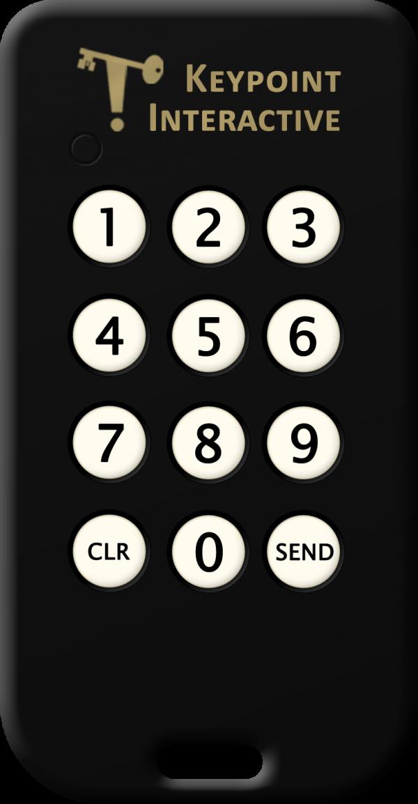 Keypoint Interactive 12-Button Keypad