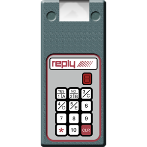 Fleetwood Reply Keypad CRS1200